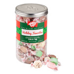 Holidays & Gifts - Taffy Town® Holiday Favorites Taffy Canister