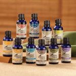 New - Healthful™ Naturals Premium Essential Oil Kit