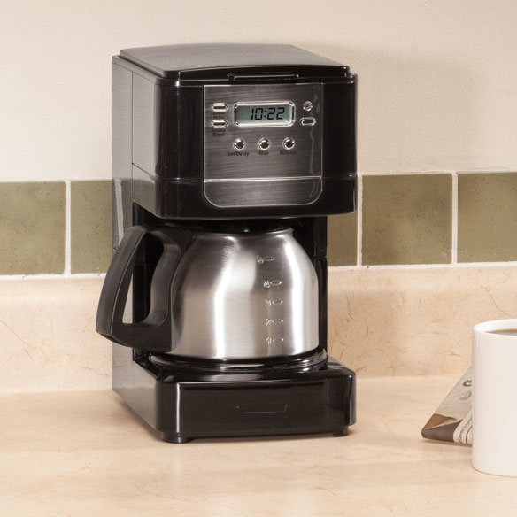 Mr. Coffee® 5-Cup Coffee Maker