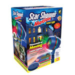 Decorations & Storage - Star Shower Motion Laser Light
