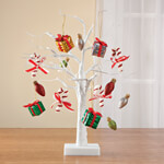 Decorations & Storage - Classic Christmas Ornaments, Set of 14