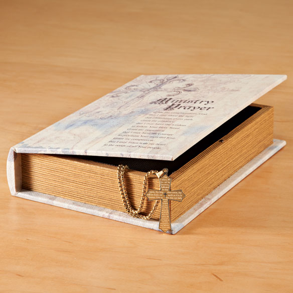 Ministry Prayer Keepsake Box