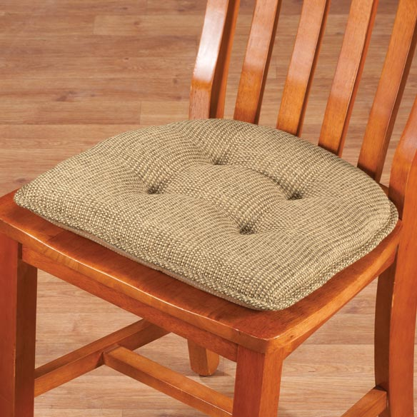 Classic Tweed Chair Pad - View 1