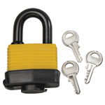 Maintenance & Repair - Weatherproof Padlock