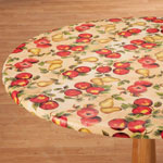 Table Top & Entertaining - Fruit Vinyl Elasticized Table Cover