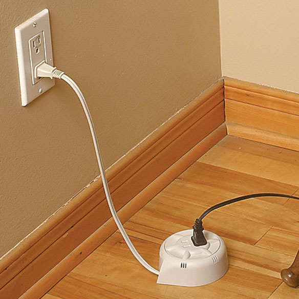 Retractable 5 ft. Extension Cord
