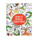 Decorations & Storage - Grown Up Christmas Coloring Book