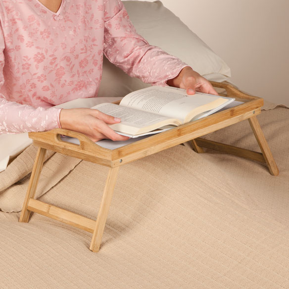 Bamboo Lap Desk - View 1