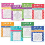 Books & Videos - Bible Word Search, Set of 8