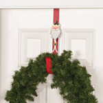 Decorations & Storage - Santa Wreath Hook by Maple Lane Creations™