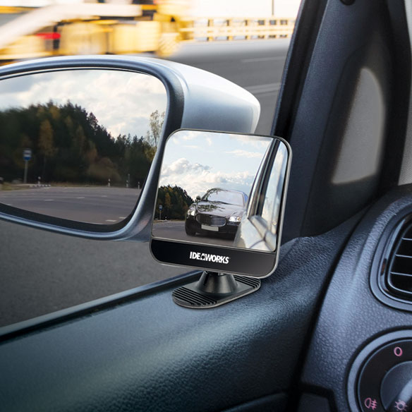 Wide Angle Blind Spot Mirror