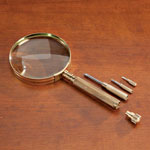 Eye, Ear & Throat - 4-in-1 Magnifier
