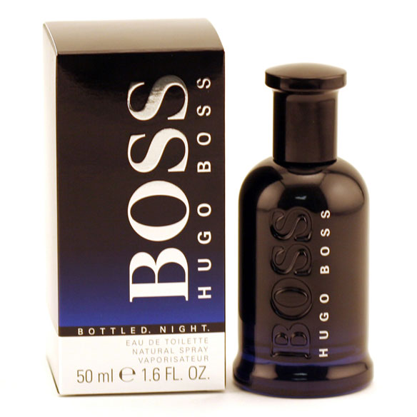 Hugo Boss Boss Bottled Night Men, EDT Spray