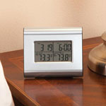 Gifts for Him - Wireless Weather Station Clock
