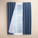 Cold Weather Prep - Microfiber Energy Saving Curtains