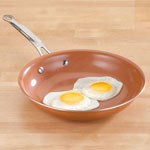 "Gifts for Her - 9 1/2"" Ceramic Non-Stick Pan"