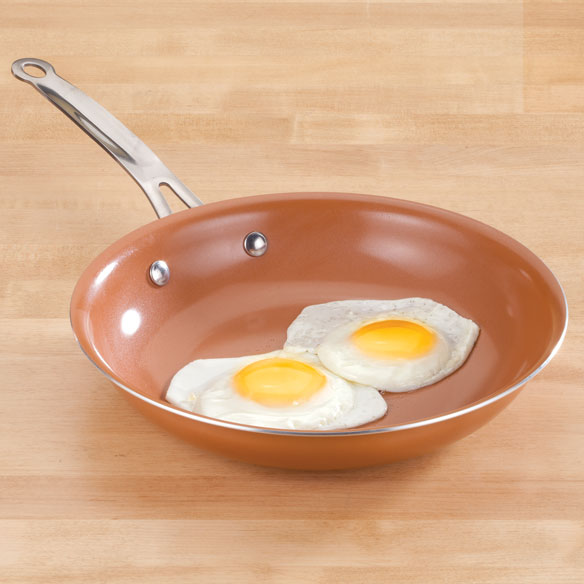 "9 1/2"" Ceramic Non-Stick Pan"