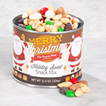 New - The Peanut Shop® Merry Christmas Holiday Sweet Snack Mix