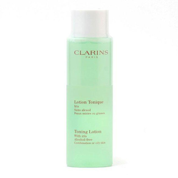 Clarins Toning Lotion Combo Or Oily Skin 6.8oz.