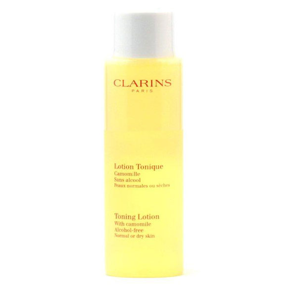 Clarins Toning Lotion Normal Dry Skin With Chamomile 6.7oz.