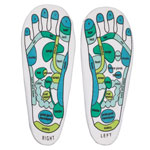 Mobility, Braces & Footcare - Reflexology Socks, 1 Pair