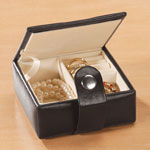New - Mini Travel Jewelry Case