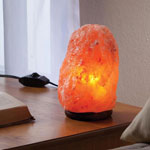 Home Lighting - Himalayan Salt Light with Dimmer