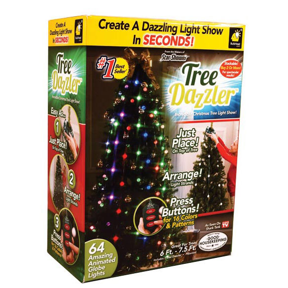 As Seen On TV Tree Dazzler™ - View 1