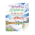 Books & Videos - Wonders of Nature Coloring Book