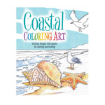 Books & Videos - Coastal Coloring Book