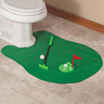 Toys & Games - Toilet Golf