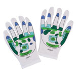 Mobility, Braces & Footcare - Reflexology Gloves, 1 Pair