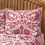 Bedroom Basics - The Adele Chenille Sham by OakRidge Comforts™