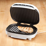 Small Appliances & Accessories - Panini Contact Grill