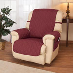 Decorations & Accents - Deluxe Microfiber Recliner Cover by OakRidge Comforts™