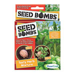 Lawn & Garden - Seed Bombs - Tasty Herb Mixture
