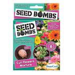 New - Seed Bombs - Cut Flowers Mixture