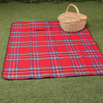 Outdoor Entertaining - Roll-Up Picnic Mat