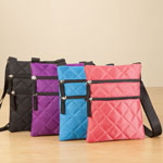 New - Quilted Crossbody Bag