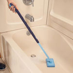 New - Telescopic Tub & Wall Scrubber by OakRidge™