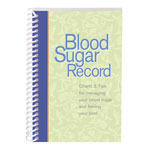 New - Blood Sugar Tracking Book