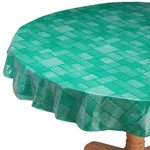 Home-Style Kitchen - Patchwork Vinyl Tablecover by Home-Style Kitchen™