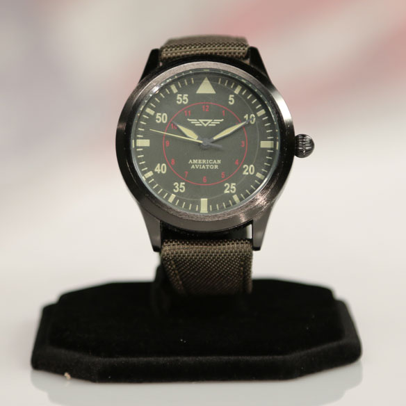 As Seen On TV American Aviator Watch™