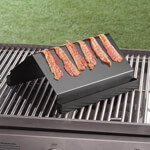 Outdoor Entertaining - Non-Stick Bacon Grill Pan