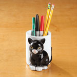 Cat Pencil Holder