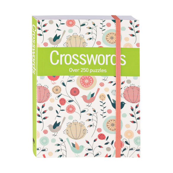 Travel Size Crossword Book - View 1
