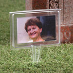 New - Memorial Cemetery Photo Frame