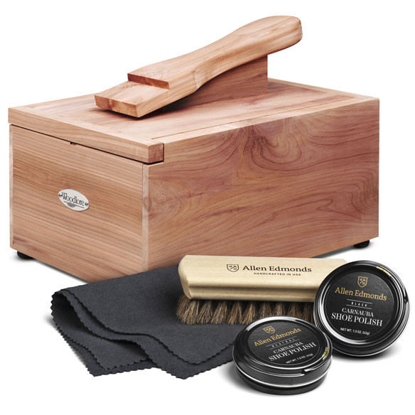 Woodlore® Cedar Shoe Valet with Starter Kit