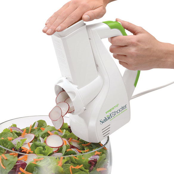 Presto® Salad Shooter Electric Slicer/Shredder - View 1