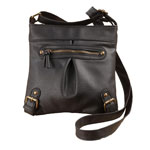 New - Black Crossbody Handbag